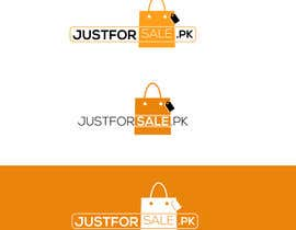 BKSuplob tarafından Make a logo for justforsale.pk için no 25