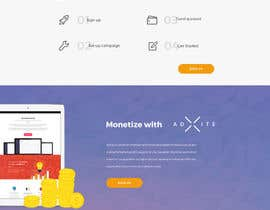 #10 for Design a Website Mockup by Hamzu1
