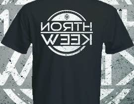 akoherij tarafından Design a T-Shirt için no 43