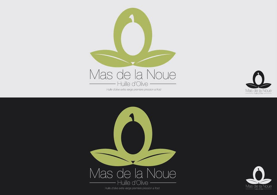 #19 for Design a Logo for french olive oil bottle by wehaveanidea