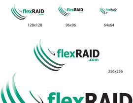 #76 cho Logo Design for www.flexraid.com bởi robertcjr