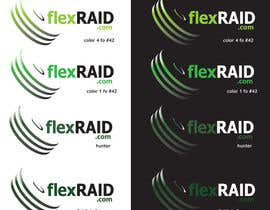 #66 para Logo Design for www.flexraid.com por robertcjr
