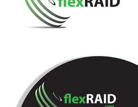 #41 para Logo Design for www.flexraid.com por robertcjr