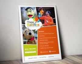 MaximSokolov tarafından Design a Flyer for Puppet Show and Entertainment Company için no 29