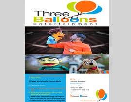 Rijjik tarafından Design a Flyer for Puppet Show and Entertainment Company için no 30