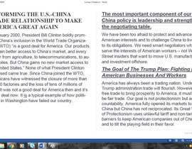 raunnayak tarafından Political Articles for US Elections için no 9