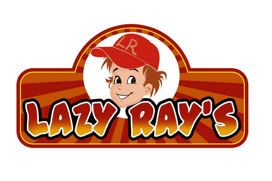 Konkurrenceindlæg #                                        3                                      for                                         Logo Design for Lazy Ray's