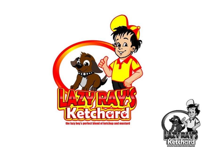 Konkurrenceindlæg #                                        40                                      for                                         Logo Design for Lazy Ray's