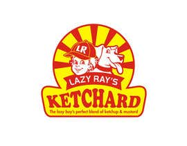 #88 para Logo Design for Lazy Ray's por vidyag1985