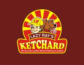 #87 para Logo Design for Lazy Ray's por vidyag1985
