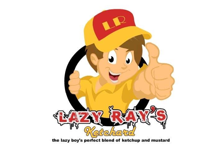 Konkurrenceindlæg #                                        45                                      for                                         Logo Design for Lazy Ray's