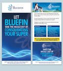 Graphic Design Contest Entry #3 for Flyer Design for Bluefin
