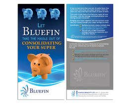 nº 26 pour Flyer Design for Bluefin par mishyroach