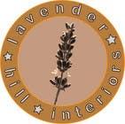 Graphic Design Kilpailutyö #4 kilpailuun Logo Design for Lavender Hill Interiors