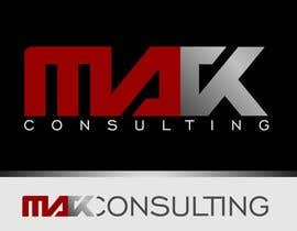 #123 for MAK Consulting Logo Design by Iddisurz
