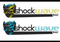 Graphic Design Inscrição do Concurso Nº87 para Logo Design for T-Shirt Company.  ShockWave Tees