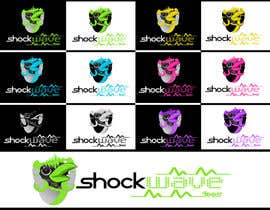 #160 para Logo Design for T-Shirt Company.  ShockWave Tees por xcerlow