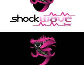 #139 para Logo Design for T-Shirt Company.  ShockWave Tees por xcerlow