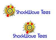 Graphic Design Entri Peraduan #81 for Logo Design for T-Shirt Company.  ShockWave Tees