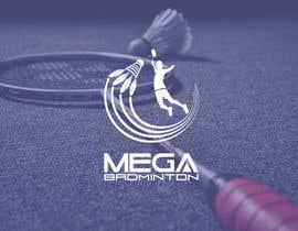 georgeecstazy tarafından Design a Logo for Mega Badminton (Badminton Court) için no 121
