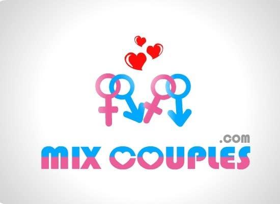 Inscrição nº                                         781                                      do Concurso para                                         Logo Design for mixcouples.com