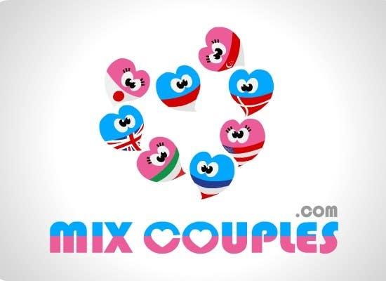 Inscrição nº                                         776                                      do Concurso para                                         Logo Design for mixcouples.com