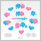Graphic Design Inscrição do Concurso Nº708 para Logo Design for mixcouples.com