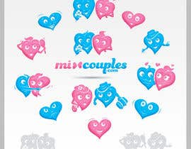 #708 for Logo Design for mixcouples.com by totovas