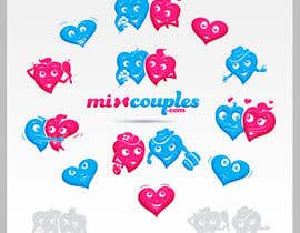 #712 для Logo Design for mixcouples.com от totovas