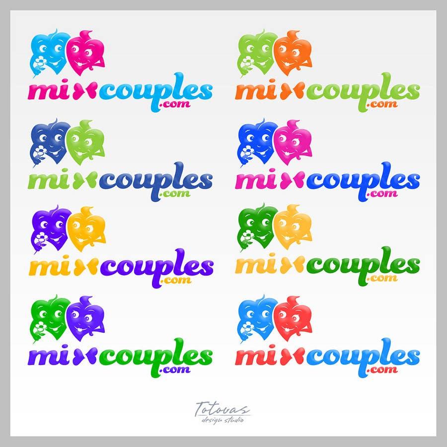 Inscrição nº                                         759                                      do Concurso para                                         Logo Design for mixcouples.com