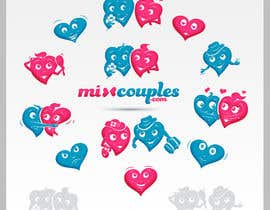 #714 для Logo Design for mixcouples.com от totovas