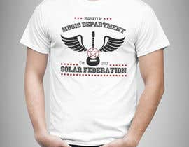 nislamnur tarafından Solar Federation T-Shirt için no 19