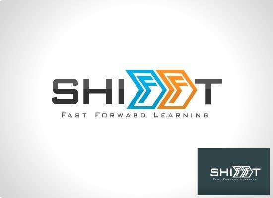 Entri Kontes #534 untukLogo Design for SHIFFT