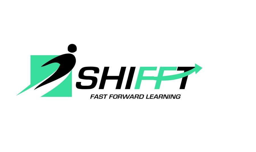 Entri Kontes #540 untukLogo Design for SHIFFT