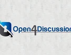 """#40 cho Design a Logo for """"Open 4 Discussion"""" bởi redvfx1"""