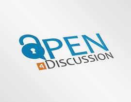 """#39 cho Design a Logo for """"Open 4 Discussion"""" bởi GMalpani"""