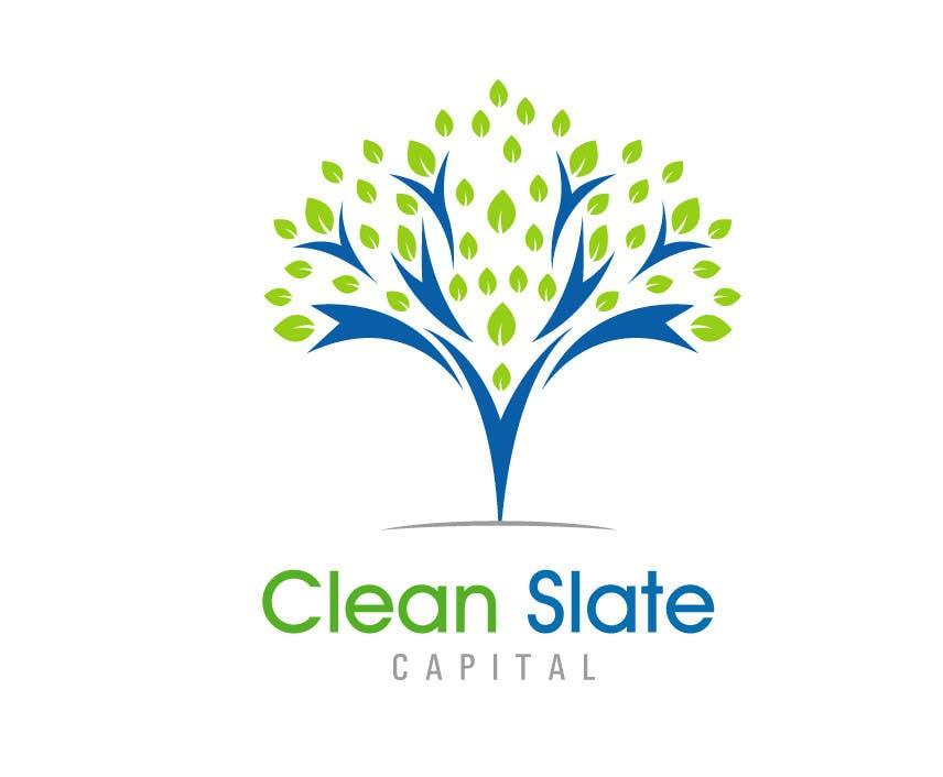 Bài tham dự cuộc thi #                                        43                                      cho                                         Design a Logo for Clean Slate Capital