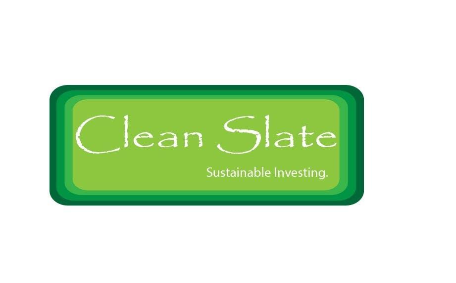 Bài tham dự cuộc thi #                                        5                                      cho                                         Design a Logo for Clean Slate Capital