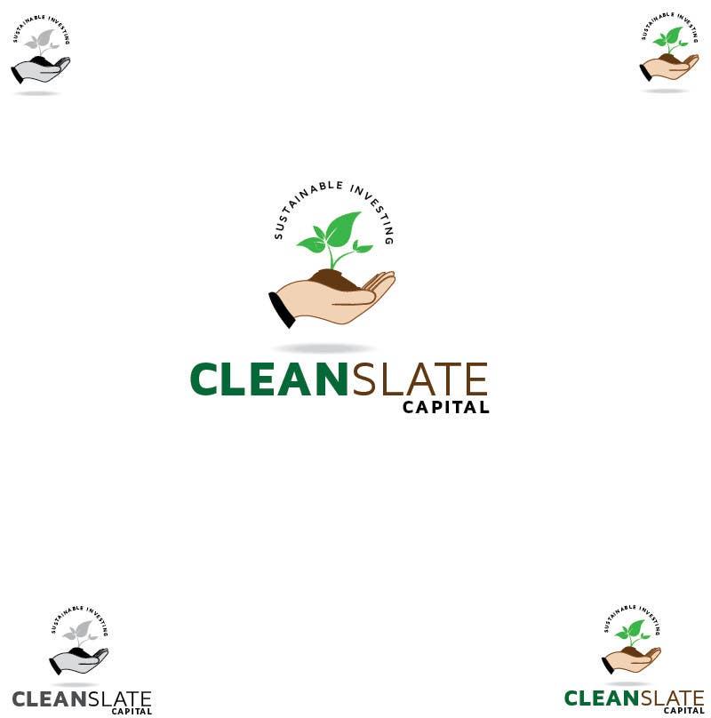 Bài tham dự cuộc thi #                                        36                                      cho                                         Design a Logo for Clean Slate Capital