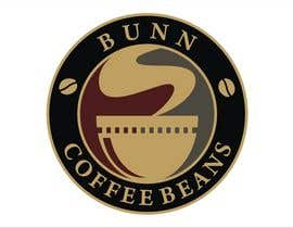 #128 para Logo Design for Bunn Coffee Beans de dolphindesigns