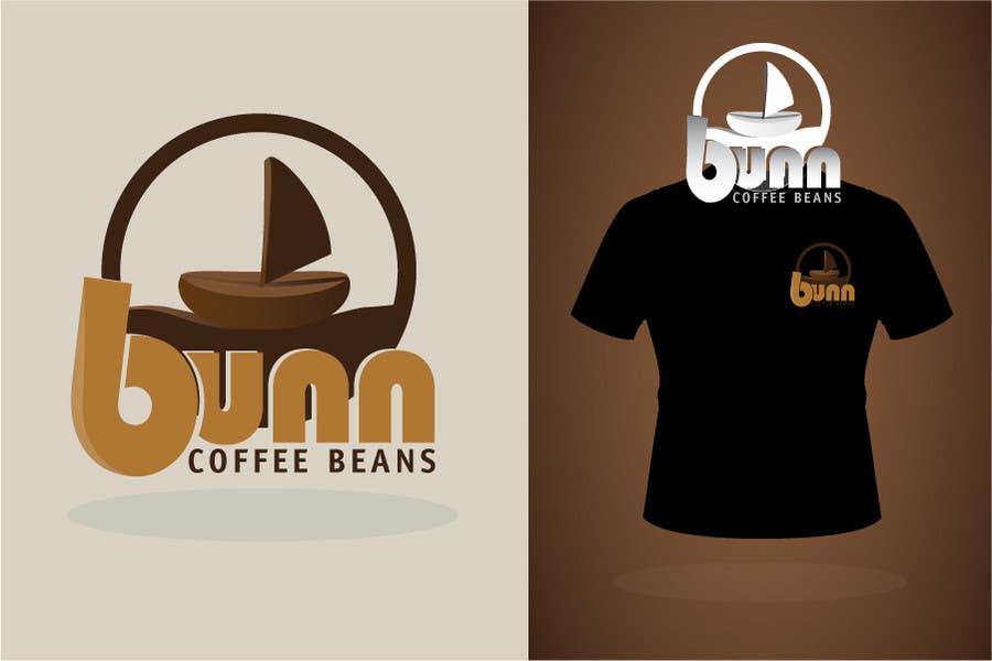 Participación en el concurso Nro.133 para Logo Design for Bunn Coffee Beans