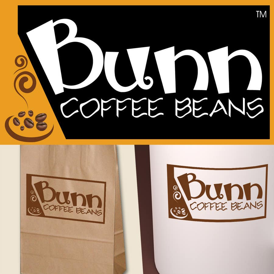 Contest Entry #147 for Logo Design for Bunn Coffee Beans