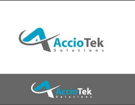 #69 for Design a Logo for AccioTek Solutions, an IT consulting firm. af GoldSuchi