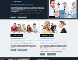 TrapperTech tarafından Design a Website Mockup for a new version of an existing site için no 7