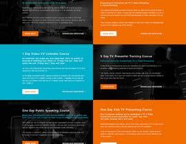 massoftware tarafından Design a Website Mockup for a new version of an existing site için no 16