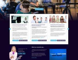 cwsolutionz tarafından Design a Website Mockup for a new version of an existing site için no 18