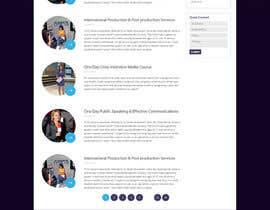 cwsolutionz tarafından Design a Website Mockup for a new version of an existing site için no 21