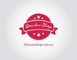 benjaminnguyen tarafından Design a Logo for genuineshop.com.au için no 3
