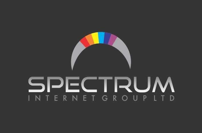 Penyertaan Peraduan #24 untuk Logo Design for Spectrum Internet Group LTD