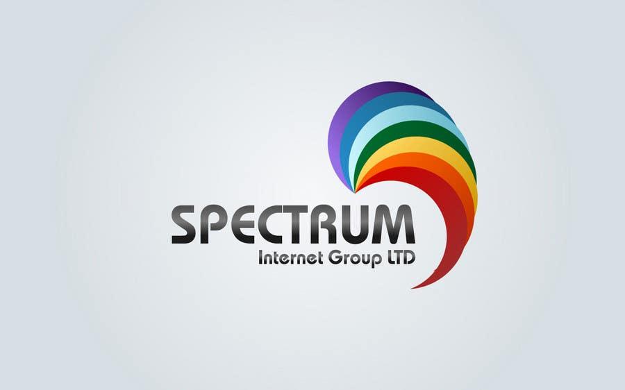 Penyertaan Peraduan #16 untuk Logo Design for Spectrum Internet Group LTD